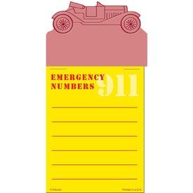 Press-N-Stick - Emergency Number List