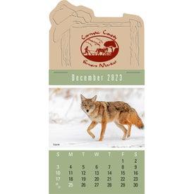 Press-N-Stick - Sportsmen Calendar Pad