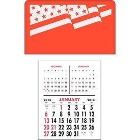 Custom Press-N-Stick - Farmer's Almanac Calendar Pad