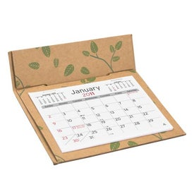 Promotional Printed 3-Month Pop Up Calendar