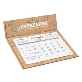 Printed 3-Month Pop Up Calendar