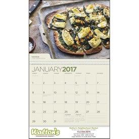 Printed Quick and Simple Recipes - Calendar