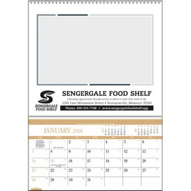 Advertising Recipe Pocket Calendar