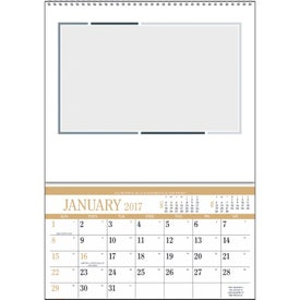 Personalized Recipe Pocket Calendar Printed with Your Logo