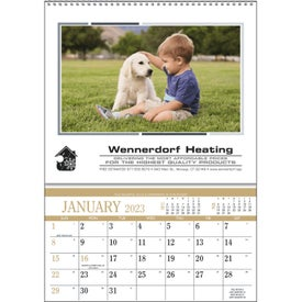 Custom Personalized Recipe Pocket Calendar