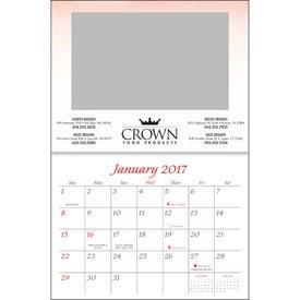Promotional Personalized Recipe Calendar