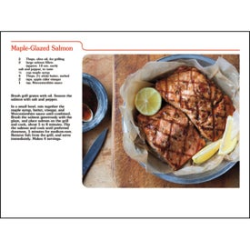 Personalized Recipe Calendar