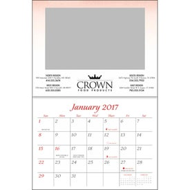 Personalized Recipe Calendar for your School