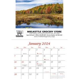 Recipe Calendar (2019)