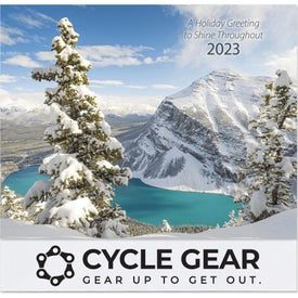 Reflections Wall Calendar (2019)