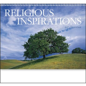 Advertising Religious Inspirations Appointment Calendar