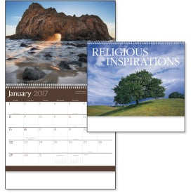 Religious Inspirations Appointment Calendar for Advertising