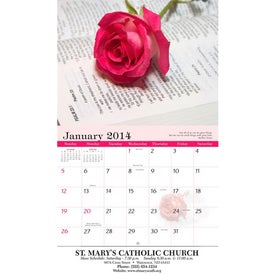 Religious Reflections Wall Calendar for Your Organization