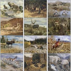 Logo Remington Untamed Wilderness Appointment Calendar