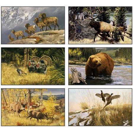 Remington Calendar Art : Remington wildlife art calendar custom calendars