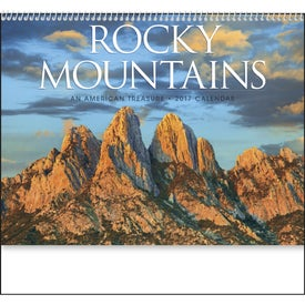 Rocky Mountains Appointment Calendar (2020)
