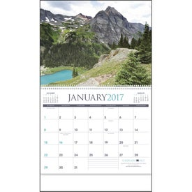 Rocky Mountains Appointment Calendar for your School