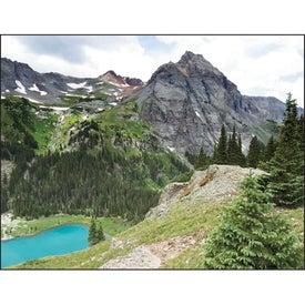 Custom Rocky Mountains Appointment Calendar