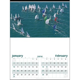 Logo Sailing Executive Calendar