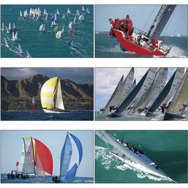 Sailing Executive Calendar for Promotion