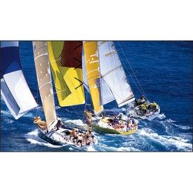 Sailing Executive Calendar Imprinted with Your Logo