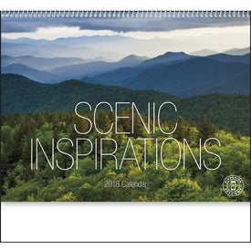 Scenic Inspirations Appointment Calendar Giveaways