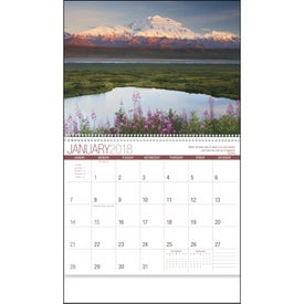 Scenic Inspirations Appointment Calendar for Customization