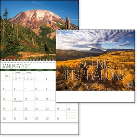 Scenic Inspirations Appointment Calendar (2020)