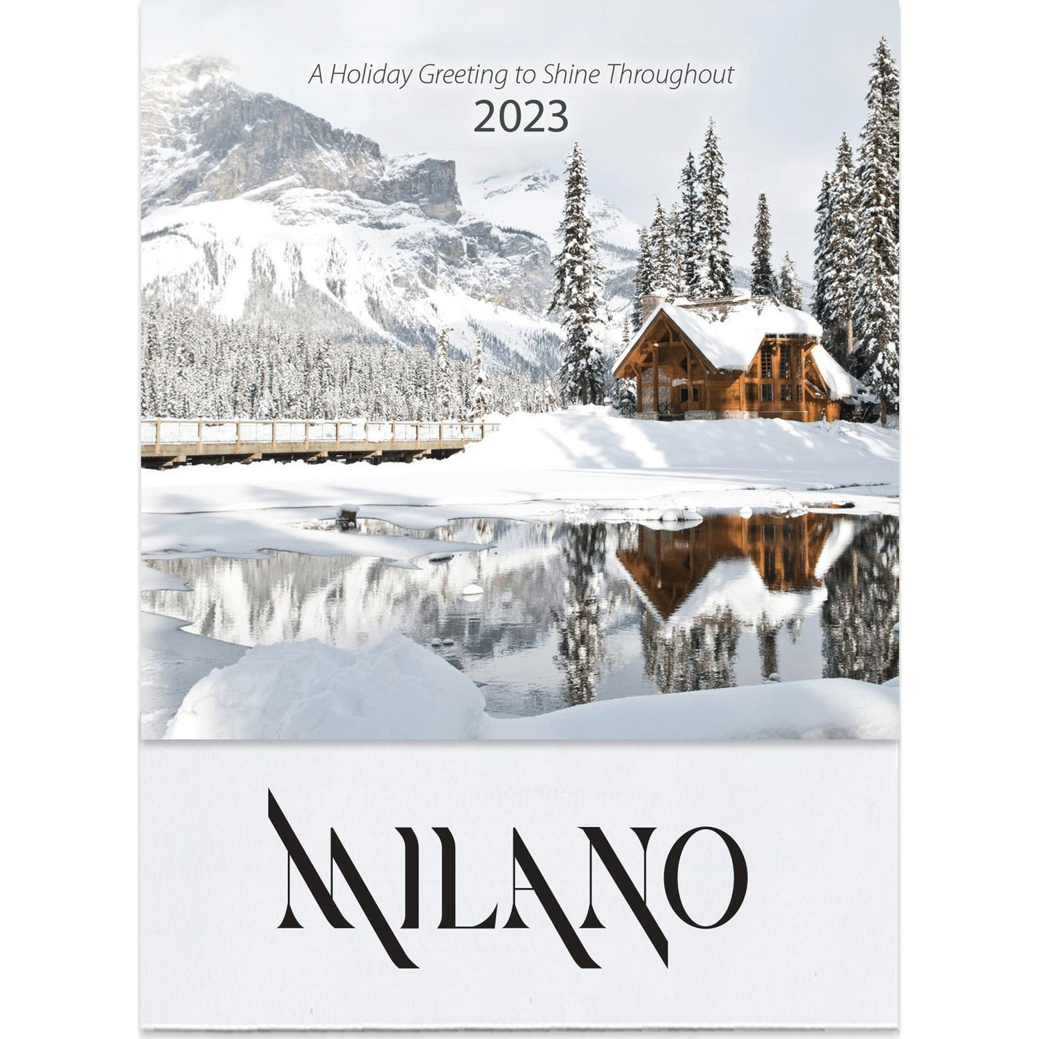 See Item Scenic Mini Wall Calendar (2019) for Your Church