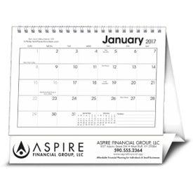 Advertising Scenic Moments Large Desk Calendar