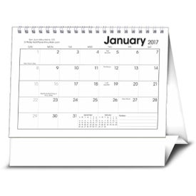 Promotional Scenic Moments Large Desk Calendar