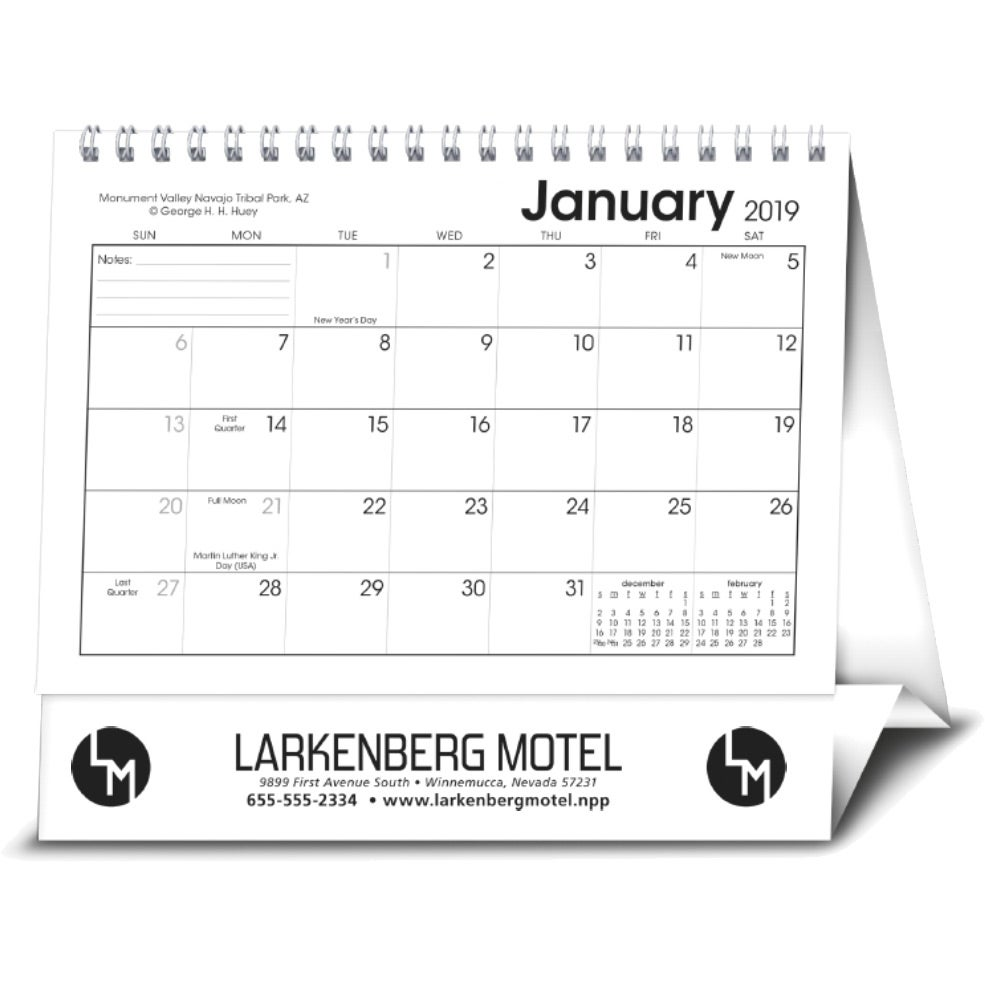 personalized from side bar custom monthly office letter planner dated calendar the monogrammed leather large desk pad photo