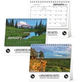 Scenic Moments Large Desk Calendar (2020)
