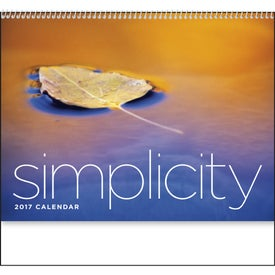 Simplicity Appointment Calendar (2017)
