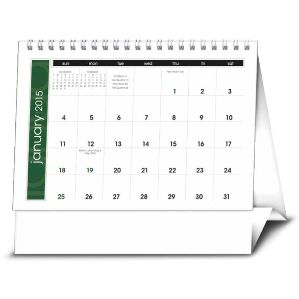 Personalized Desk Calendars 2014 | Calendar Template 2016