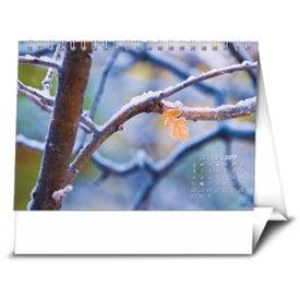 Simplicity Large Desk Calendar for Promotion