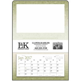 Company Single Pocket Calendar