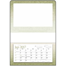 Single Pocket Calendar Printed with Your Logo