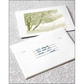 Printed Single Pocket Calendar