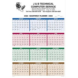 Single Sheet Wall Calendars (2022)