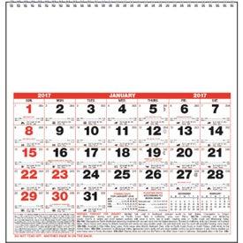 Small Almanac Calendar for Customization