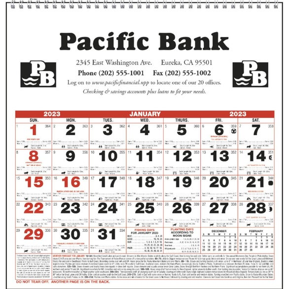 Extra Large Printable Monthly Calendar | Calendar Template 2016