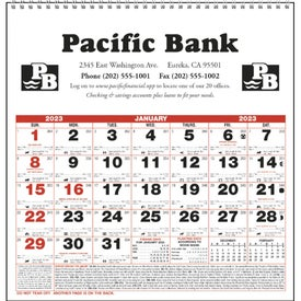 Small Almanac Calendar