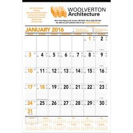 Small Contractor Calendar (2017)