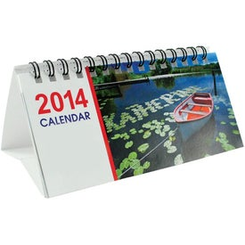 Small Desk Calendar for Marketing