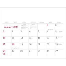 Small Quantity Calendar for Your Company