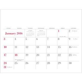 Small Quantity Calendar for Your Company