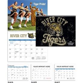 Small Quantity Calendar (2020)