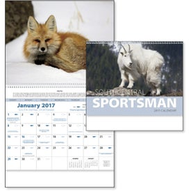 Company Southcentral Sportsman Appointment Calendar