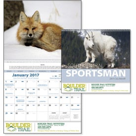 Promotional Southcentral Sportsman Appointment Calendar